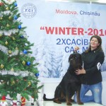 BlackRott Baloo Grand Champion MD Chisinau 2010